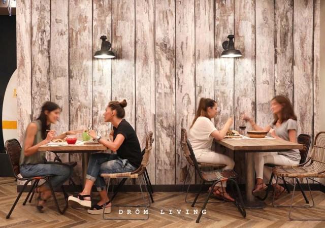 Interiorismo de restaurantes Kook