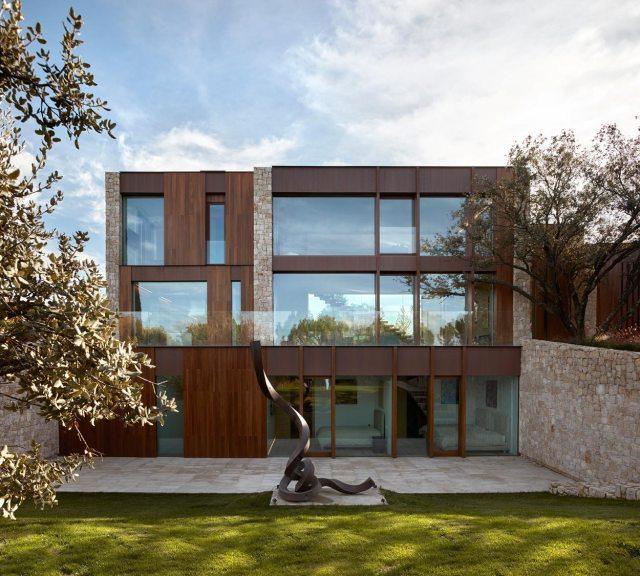 Diseño de casa en La Finca de Madrid