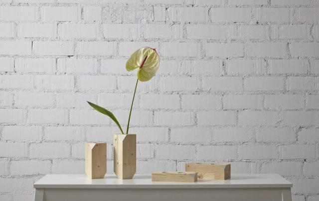 Objetos de decoración ecológicos de la marca Moblebo