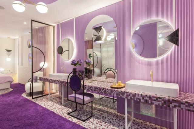 Nayra Iglesias de inoutstudio en Marbella design 2019