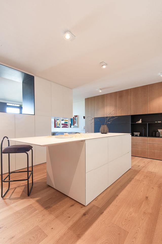 Diseño de cocinas en casas modernas