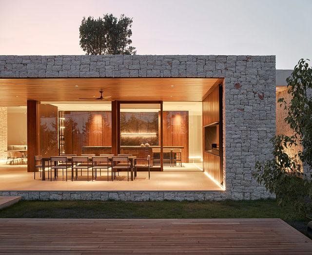 Arquitectura y diseño de cajas en Casa Madrigal