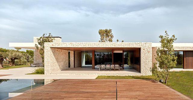 Arquitectura de cajas en Casa Madrigal