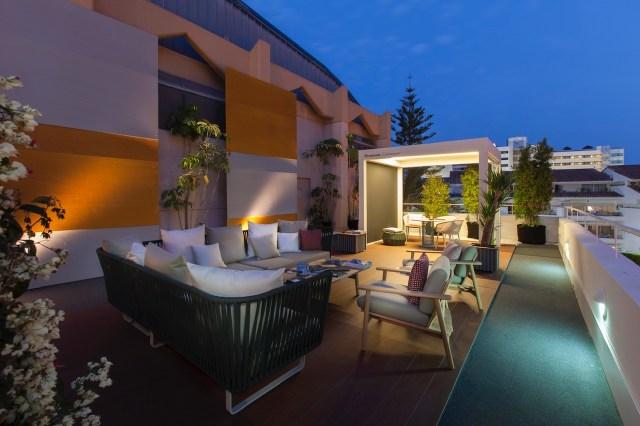 Terraza Marbella Design 2020