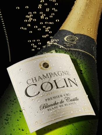 Blanche de Castille champagne Colin