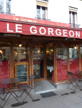 Le Gorgeon restaurant Boulogne Billancourt