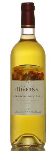 Pacherenc du Vic Bilh Moelleux - Cave de Crouseilles - Prélude à l'Hivernal 2012