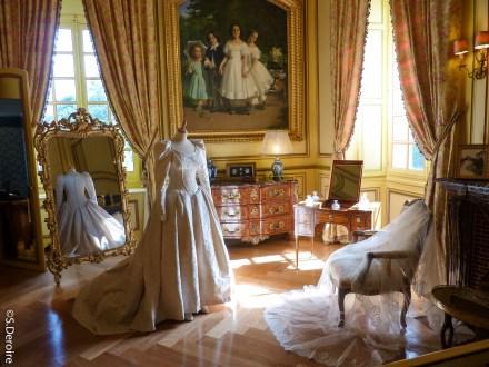 Chateau de Cheverny intérieur@SDeroire - Terroir Evasion