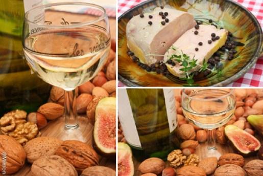 Madiran et Pacherenc - Foie Gras de Canard entier