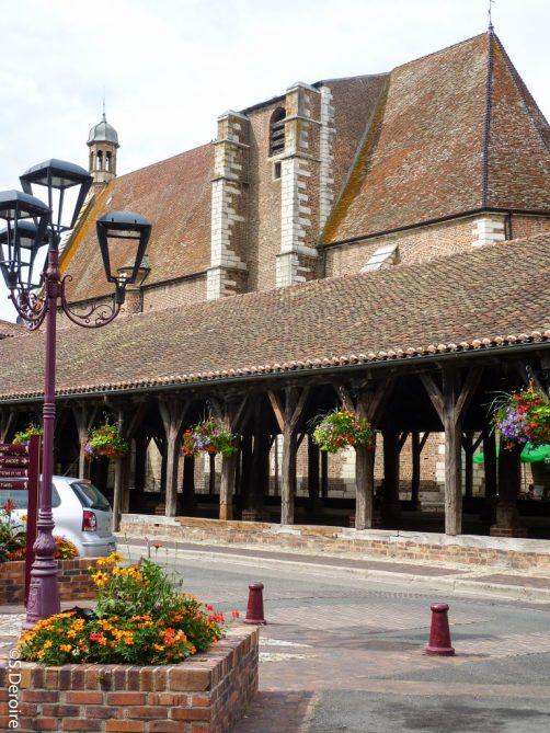 Les Glorieuses de Bresse -Halles XVes Chatillon sur Chalaronne