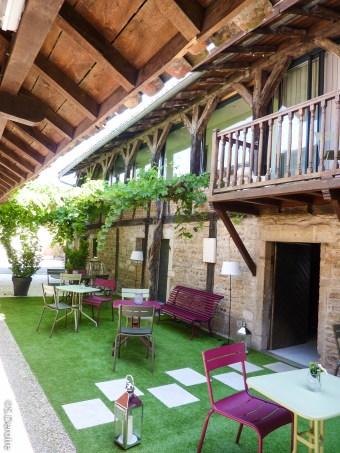 Hotel Le Griffon Bourg en Bresse @SDeroire - Terroir Evasion