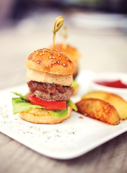 Burger-Foie-Gras