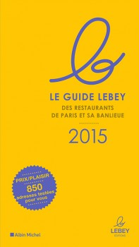 guide lebey restaurant 2015