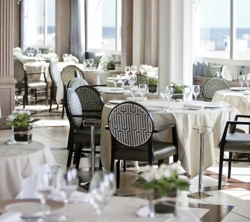 Hôtel les Flamants Roses - Restaurant L'Horizon