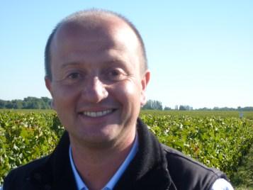 Matthieu Bordes Directeur Général Chateau Lagrange Saint Julien