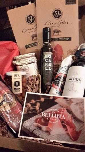 La Gourmet Box Ibérique (Bellota) (3)