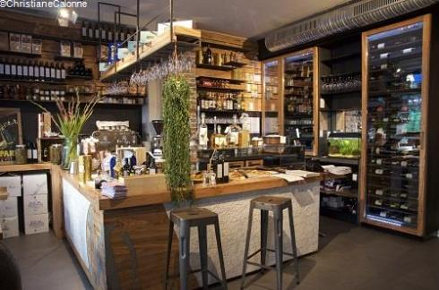 Restaurant Les Amis des Messina La Bottega TerroirEvasion.com