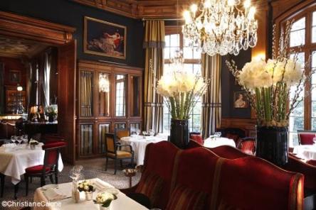 Saint James Paris - restaurant TerroirEvasion.com