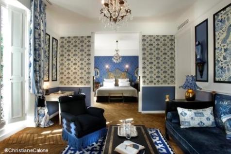 St James Paris junior suite TerroirEvasion.com