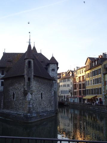 Annecy vieille ville TerroirEvasion.com