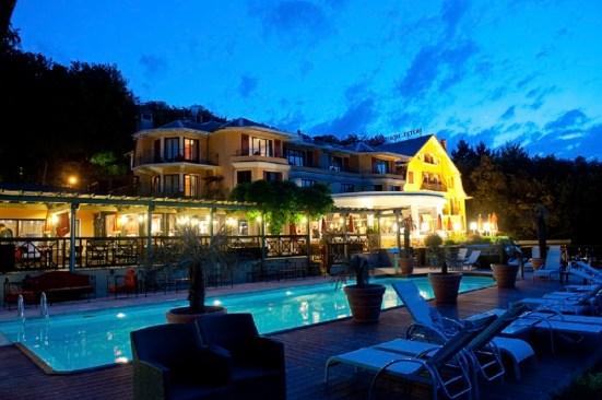 Les Trésoms Lake and SPA Resort Annecy- Piscine