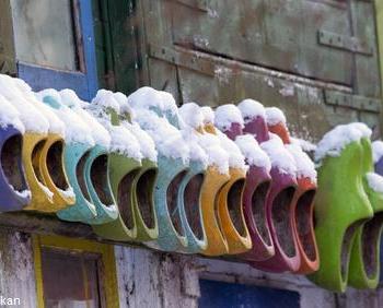 Sabots en couleur@Anjokan TerroirEvasion.com