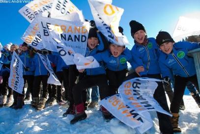 Ski-Club Le Grand-Bornand © Marc-André Verpaelst TerroirEvasion.com