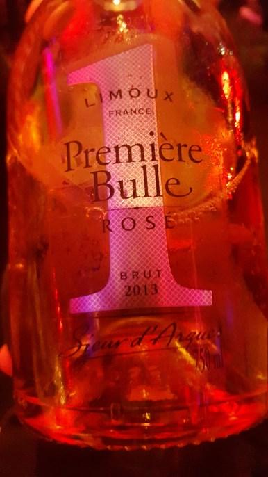 1er bulle Rosé TerroirEvasion.com