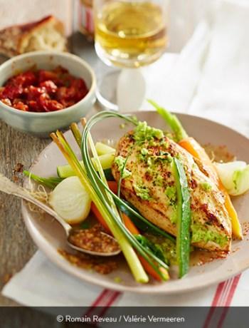 Filets poulet St Sever citronnelle TerroirEvasion.com