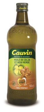 CAUVIN - COLZA&NOIX Vierge - TerroirEvasion.com