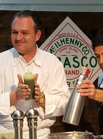 Chef Oger Tabasco TerroirEvasion.com