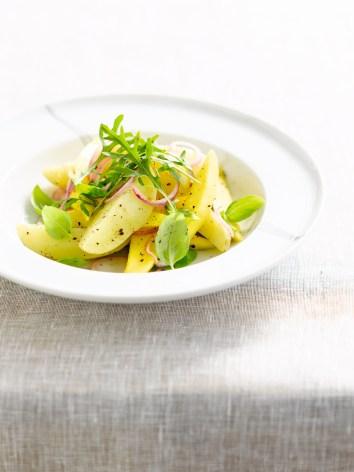 Recette Salade de pomme de terre primeurs TerroieEvasion.com