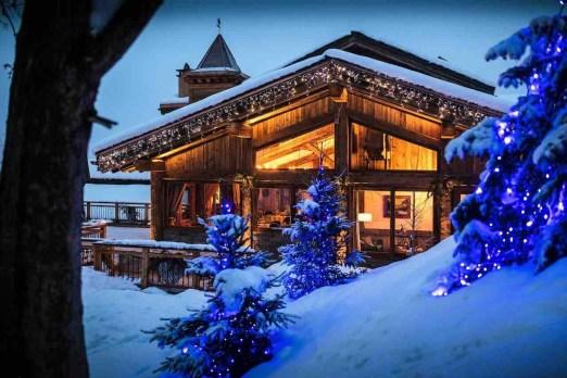 Savoie - La Bouitte - Chalet Hôtel