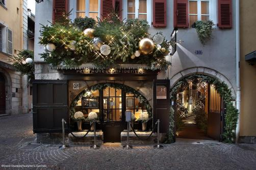 Petit Hotel Confidentiel Chambéry Savoie