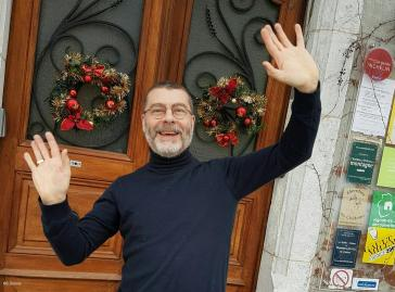 Stephane les Allues Savoie