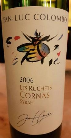 2006 Cornas Colombo Les Ruchets