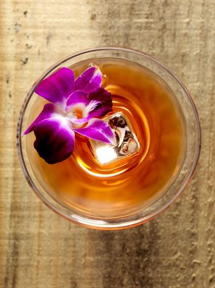Cartron cocktail sureau martiniquaise