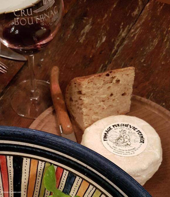 Boutenac et fromage chèvre_c2i
