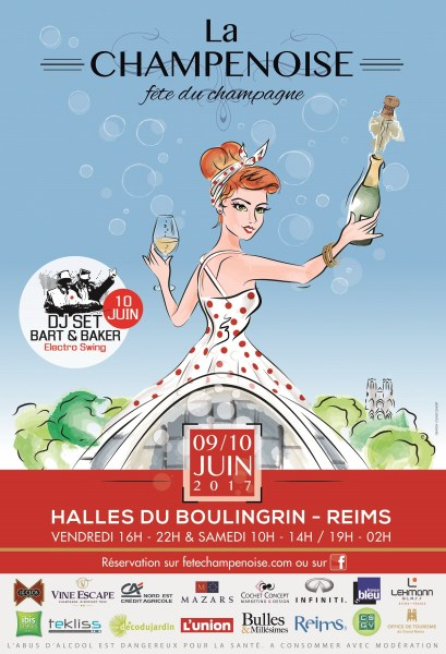 Champenoise 2017 Reims