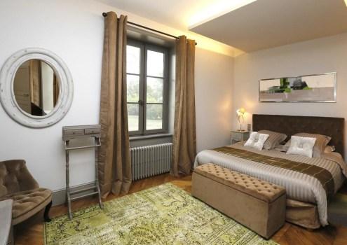 Chateau de Briante Beaujolais chambre
