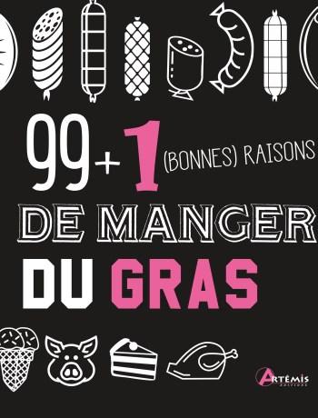 COUV 99 + 1 bonnes raisons de manger du gras BLlandine Vié Greta Garbure