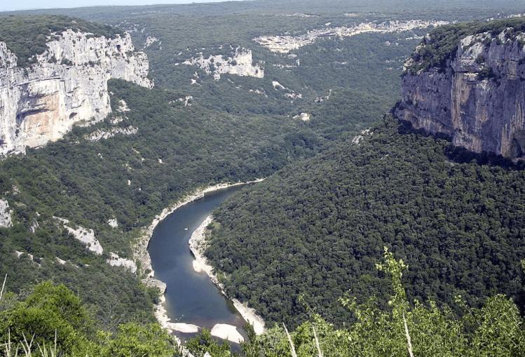 Ardèche vignobles