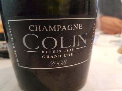 Champagne Colin - Cuvée Grand Cru 2008 blanc de blancs