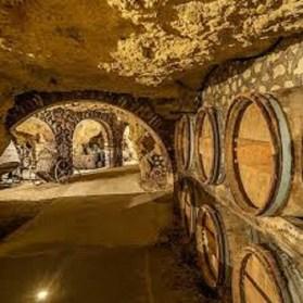 Champagne Pannier cave souterraine craie