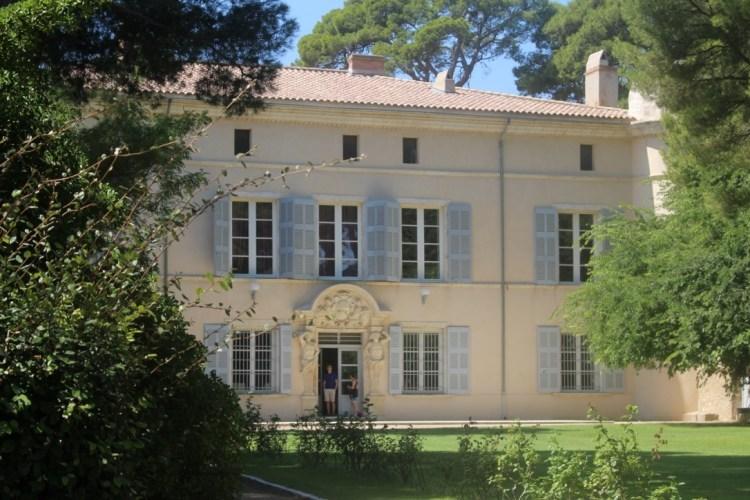 Chateau de Calissanne