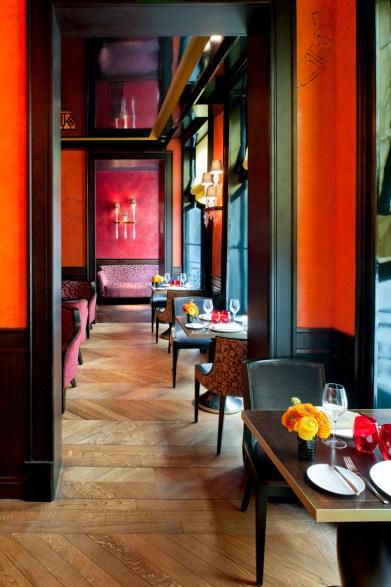 Vraymonde Buddha Bar Hotel Paris