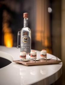 Vodka Beluga Trianon Palace Versaillles