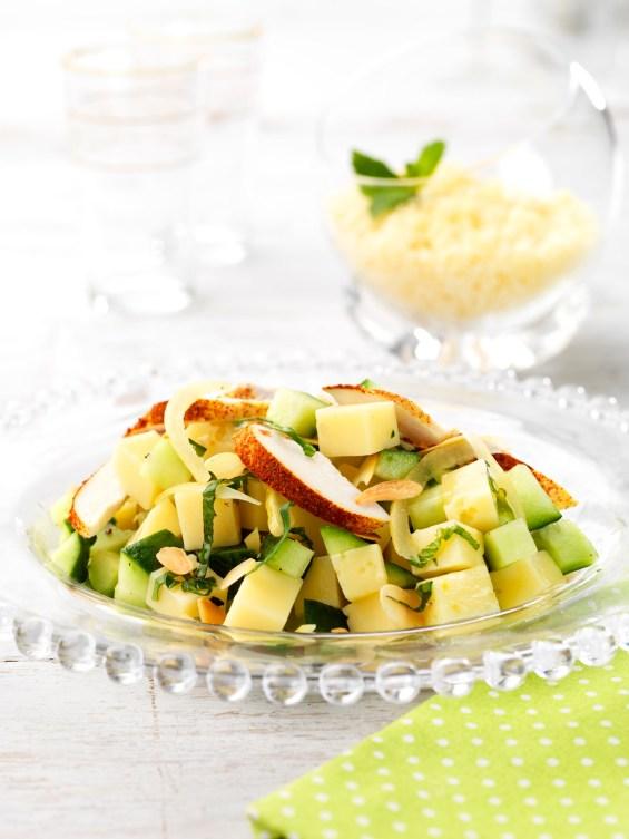 Salade-de-poulet-citron-confit-Abondance-Savoie@images-et-associes
