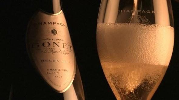 Gonet Champagne Cuvée Belemnita