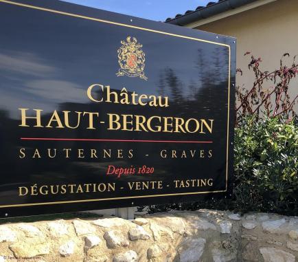 Chateau Haut Bergeron Entrée_c2i